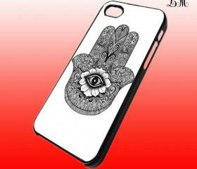 Evil Eye Hamsa iphone 4 case iphone 5 case