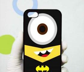 Despicable Minions Batman iphone 5 case